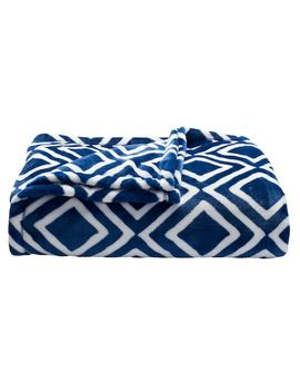 The Big One® Supersoft Plush Throw by The Big One