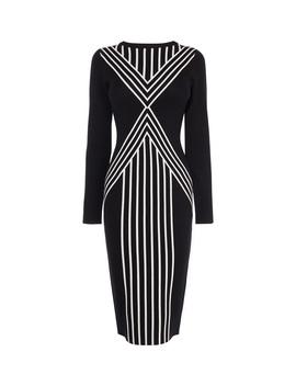 Body Contour Midi Dress by Ke039