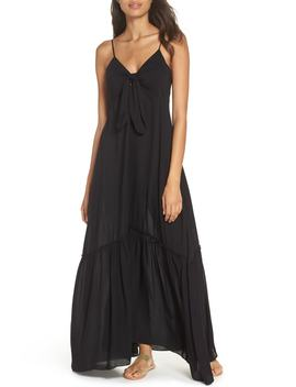 Maxi Cover Up Dress by Elan