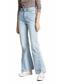 Levi's Women's Ribcage Split Flare Jeans by Levi's