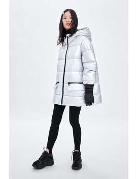 Limited Edition Sorona ® Dupont™ Puffer Jacket  Outerweartrf Sale by Zara
