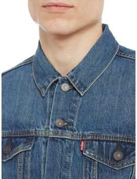 Denim Trucker Jacket by Levi's