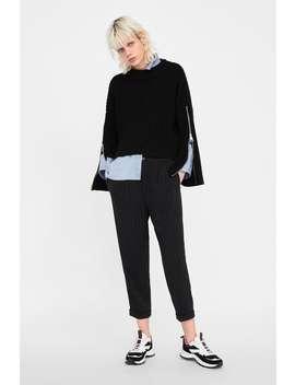 Spodnie W Paski  Zobacz Więcej Spodnie Kobieta WyprzedaŻ by Zara