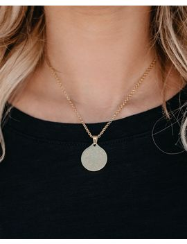 Marrin Costello   Avery Pendant Necklace by Vici