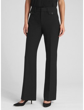 High Rise Curvy Baby Boot Pants by Gap