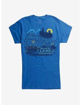 Harry Potter Big Black Lakes Girls T Shirt by Hot Topic