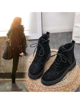 Jip   Lace Up Short Boots by Jip