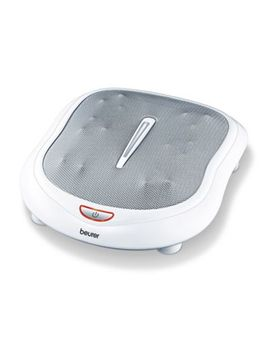 Beurer Deep Penetrating Heated Foot Massager In White by Bed Bath And Beyond