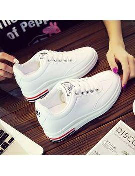 Solejoy   Platform Wedge Sneakers by Solejoy