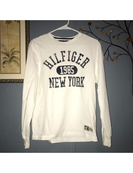 Tommy Hilfiger Comfy Crew Neck by Tommy Hilfiger