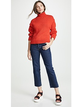 Chunky Oversized Sweater by Tory Sport