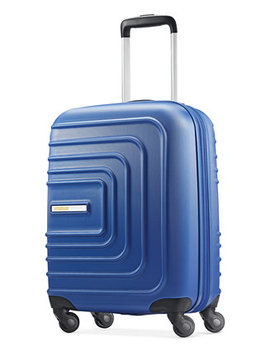 "Closeout! Xpressions 20"" Expandable Carry On Hardside Spinner Suitcase, Created For Macy's by American Tourister"