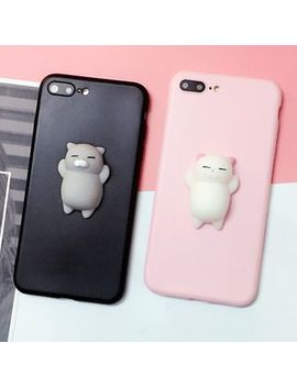Gadget City   3 D Cat Phone Case    I Phone 7 / 7 Plus / 6 S / 6 S Plus by Gadget City