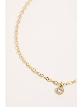 14k Joey Anklet by Free People