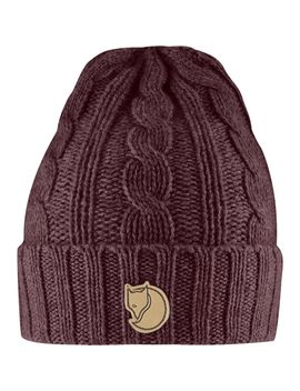 Braided Knit Hat   Women's by Fjallraven