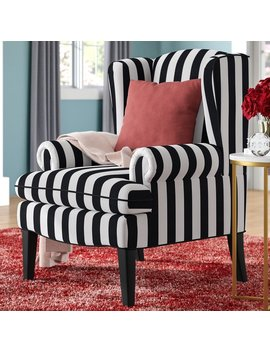 Willa Arlo Interiors Ansgar Wingback Chair & Reviews by Willa Arlo Interiors