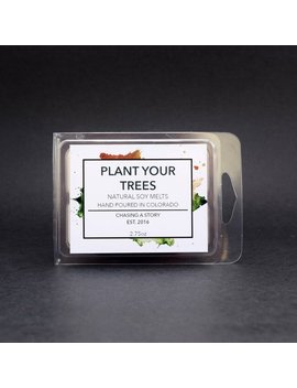 Plant Your Trees // Soy Wax Melts   The Hobbit   Bilbo Baggins   Thorin Oakenshield   Gift   Handmade   Bookish   Phthalate Free by Etsy