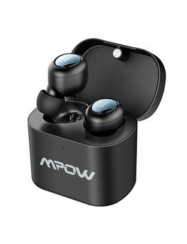 Mpow T2 Tws Bluetooth 5.0 Wireless Headset Hi Fi Stereo Headphone Earphone Earbud by Mpow