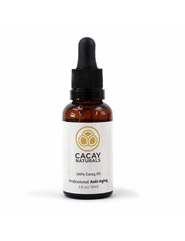 Cacay Naturals   100 Percents Pure Cacay Oil   Professional Anti Aging   Reduce Wrinkless, 1 Fluid Ounce (30ml) by Amazon