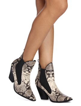 Made For Walkin' Gore Booties by Windsor
