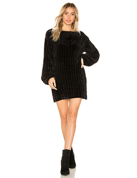 Guliani Chenille Sweater Dress by Lovers + Friends