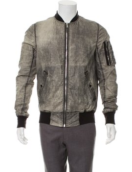 2017 Bomber Jacket by Rick Owens Drkshdw