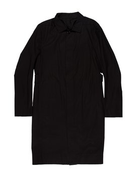Lightweight Trench Coat by Rick Owens