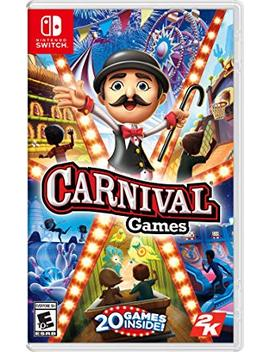 Carnival Games   Nintendo Switch by Amazon