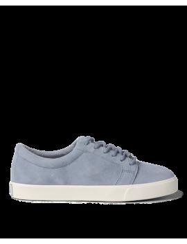 Reaba Suede Sneaker by Ralph Lauren
