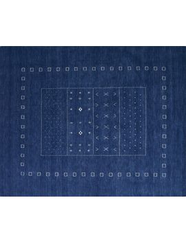 Game Time Handloomed Rug 8'x10' by Crate&Barrel