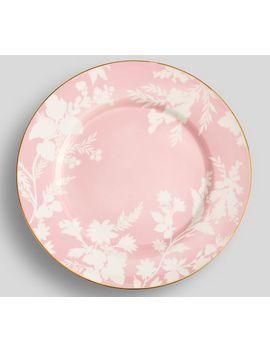Monique Lhuillier Rose Bouquet Salad Plate, Set Of 4 by Pottery Barn