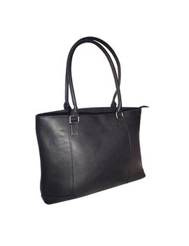 "Royce 15"" Laptop Women's Tote Bag In Colombian Genuine Leather by Royce Leather"