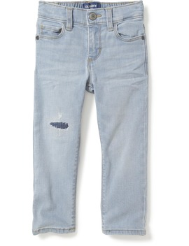 Karate Distressed Skinny Jeans For Toddler Boys by Old Navy