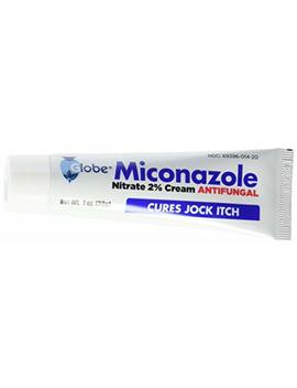 Miconazole Nitrate 2  Percents Antifungal Cream   1 Oz Tube by Miconazole