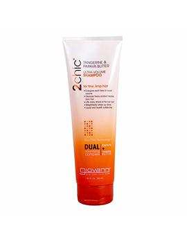 Giovanni Cosmetics 2chic Ultra Volume Shampoo, Tangerine/Papaya Butter, 8.5 Ounce by Giovanni