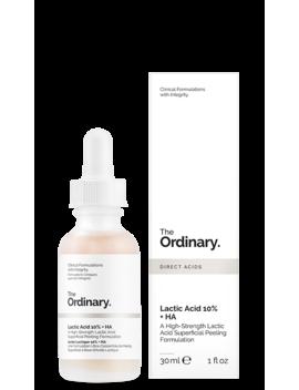 Lactic Acid 10 Percents + Ha by The Ordinary