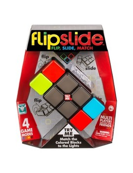 Flipslide Handheld Electronic Game by Moose Games