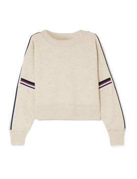 Pull En Mailles à Rayures Kao by Isabel Marant Étoile