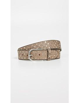 Studded Belt by B. Belt