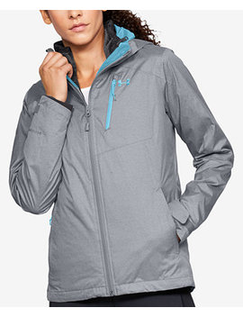 Sienna Storm Cold Gear® Fleece Lined 3 In 1 Jacket by Under Armour