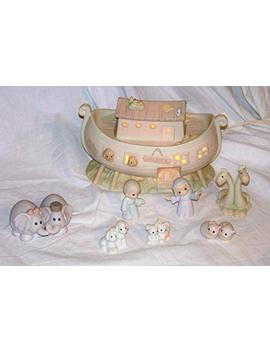 Precious Moments Noah's Ark Two By Two Collector's Set by Precious Moments