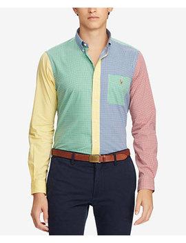 Men's Classic Fit  Fun Shirt by Polo Ralph Lauren