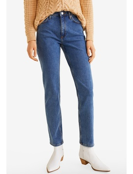 Straight Anna Jeans by Mango