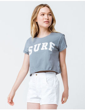 Billabong Surf Womens Crop Tee by Billabong