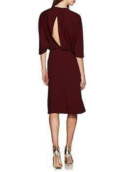 Crepe Midi Dress by Narciso Rodriguez