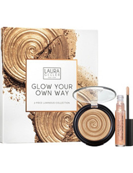 Glow Your Own Way 2 Piece Luminous Collection by Laura Geller