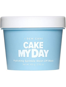I Dew Care Cake My Day Hydrating Sprinkle Wash Off Mask by Memebox