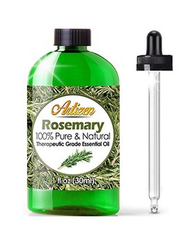 Artizen Rosemary Essential Oil (100 Percents Pure & Natural   Undiluted) Therapeutic Grade   Huge 1oz Bottle   Perfect For Aromatherapy, Relaxation, Skin Therapy & More! by Artizen
