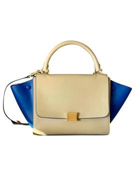 Trapeze Small Shoulder Bag by Céline