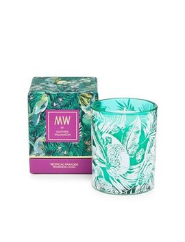 Mw By Matthew Williamson   Turquoise Tropical Paradise Scented Candle by Mw By Matthew Williamson